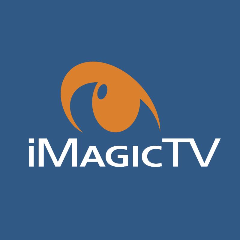 iMagicTV vector logo