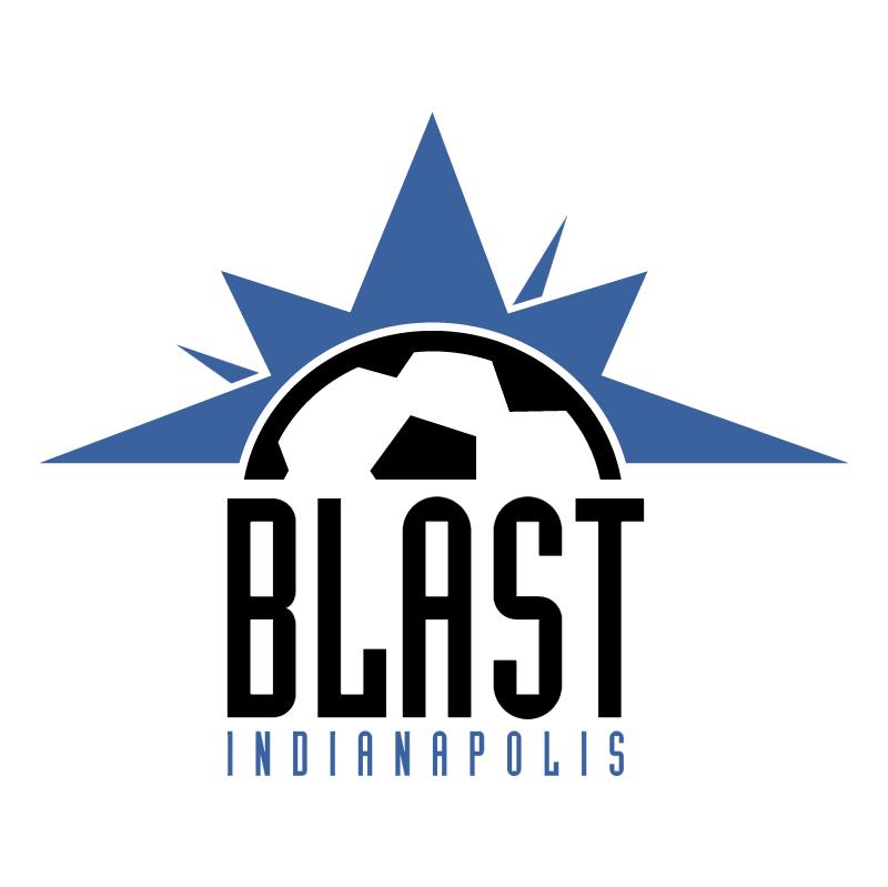 Indiana Blast vector