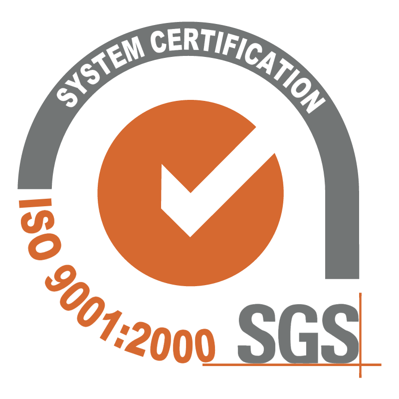 ISO 9001 2000 SGS vector