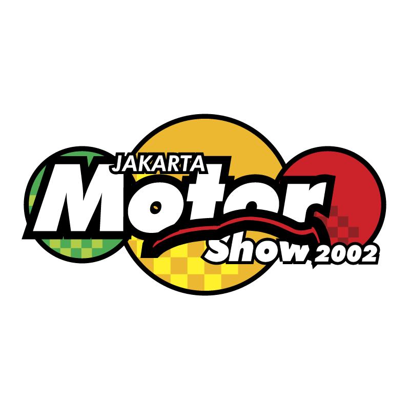 Jakarta Motor Show 2002 vector