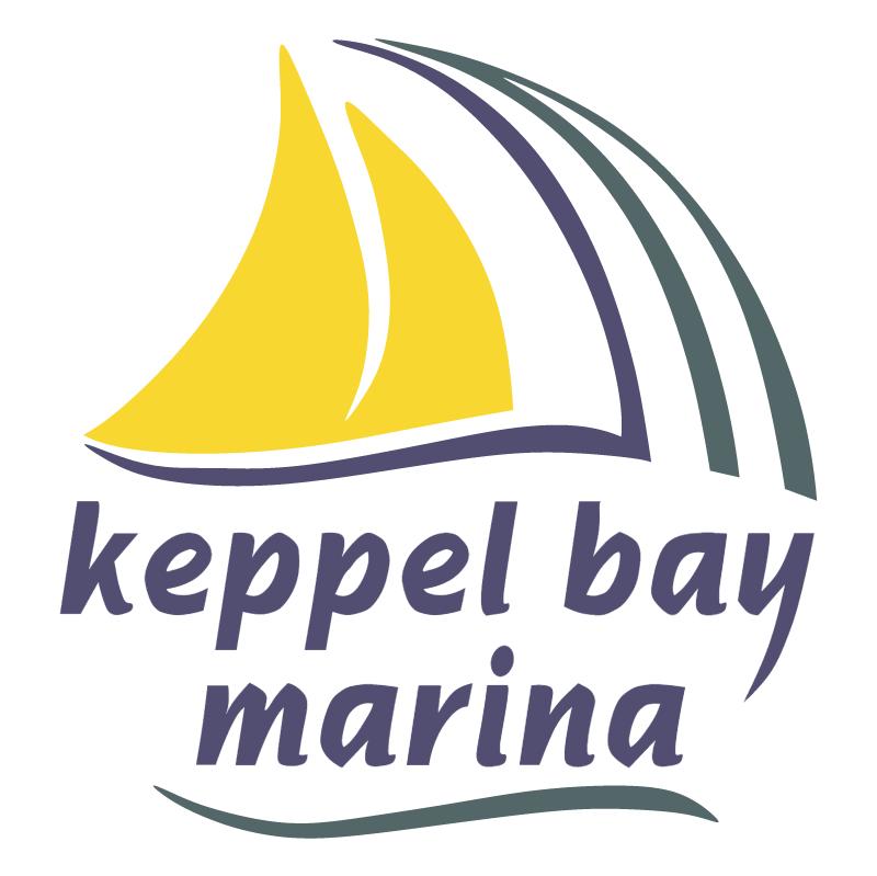 Keppel Bay Marina vector