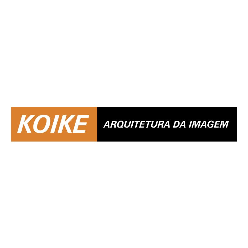 KOIKE Arquitetura da Imagem vector