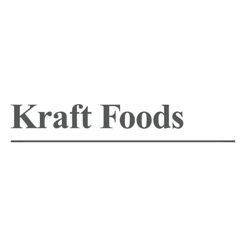 Kraft Foods vector logo