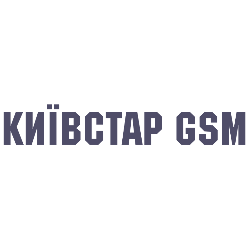 Kyivstar GSM vector