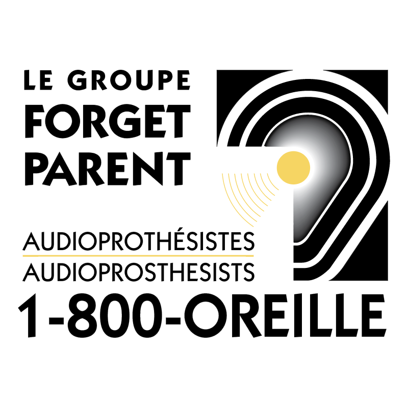 Le Groupe Forget Parent vector