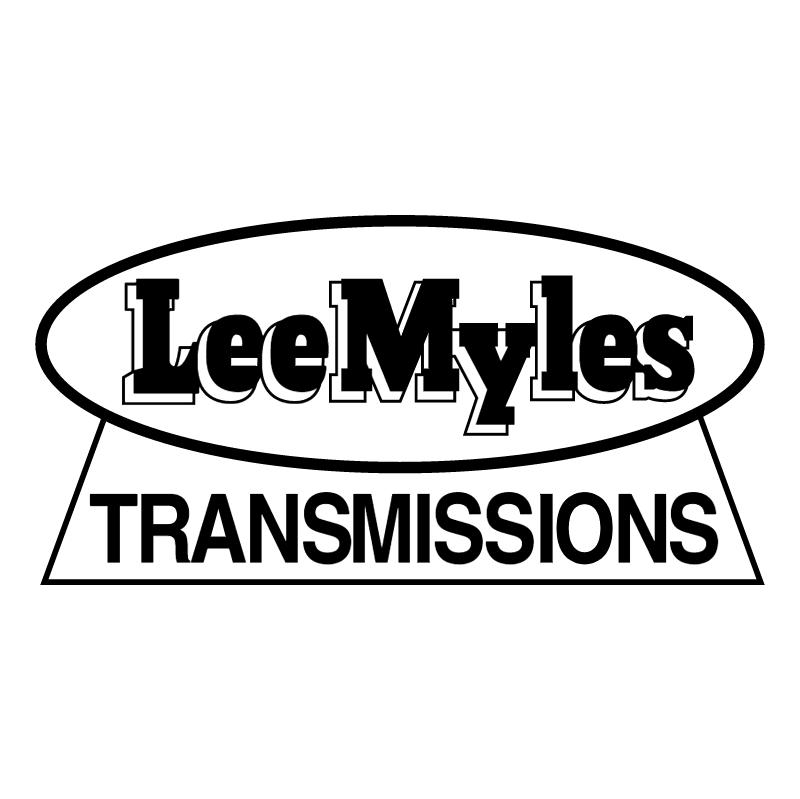 Lee Myles vector