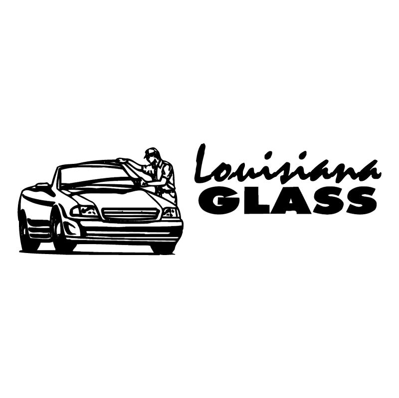 Louisiana Glass vector
