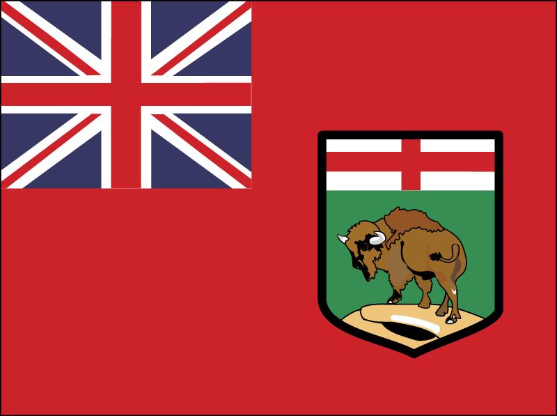 Manitoba vector
