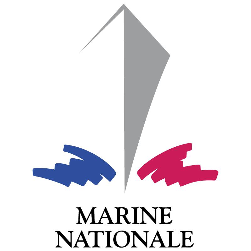 Marine Nationale vector