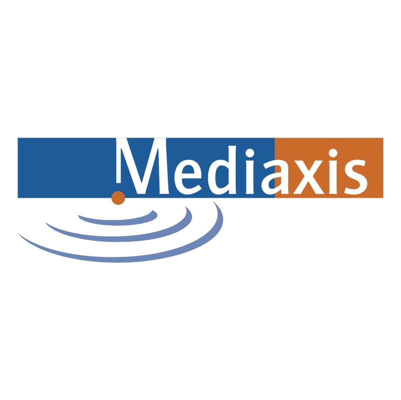 Mediaxis vector logo