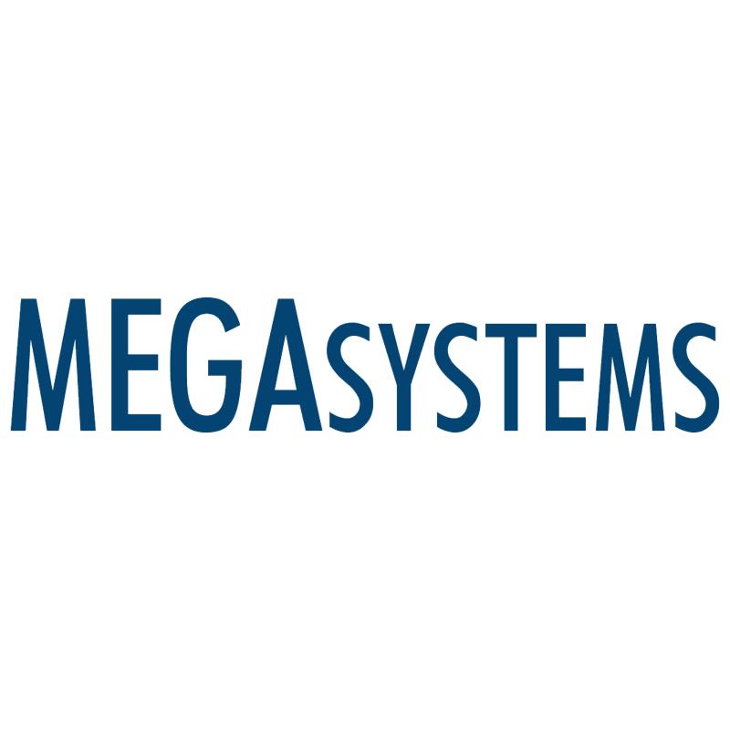 Mega Systems vector logo