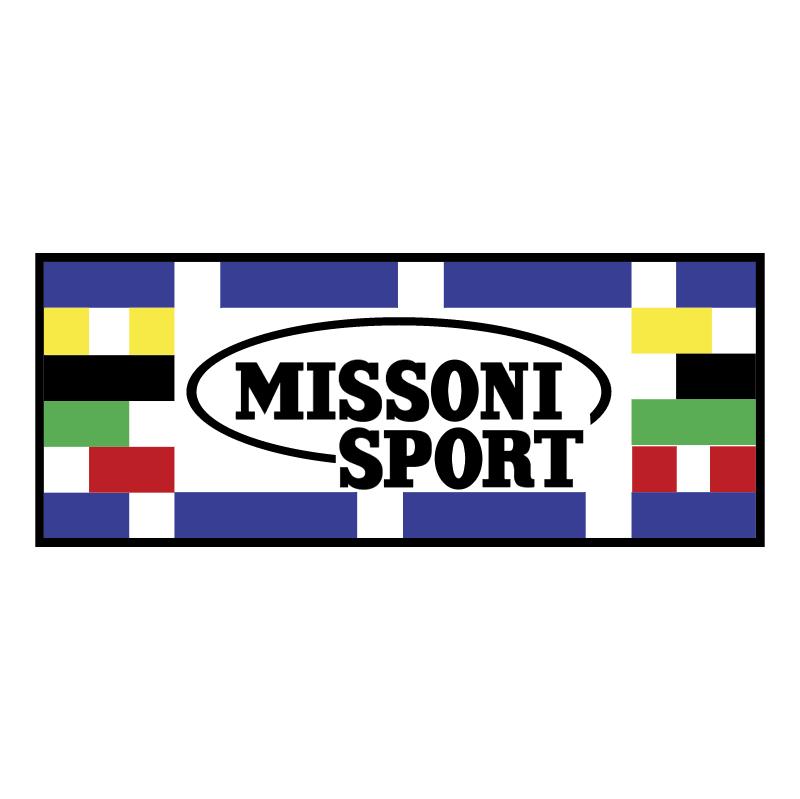 Missoni Sport vector