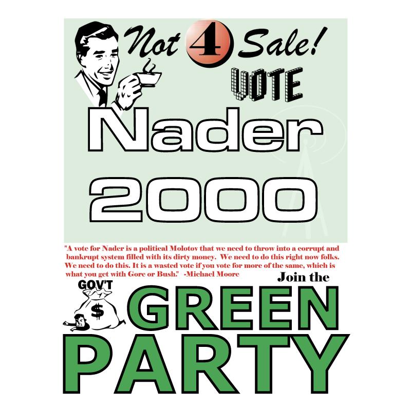 Nader 2000 vector