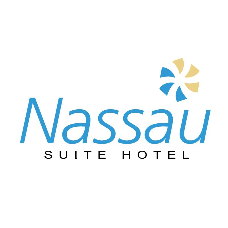 Nassau Suite Hotel vector