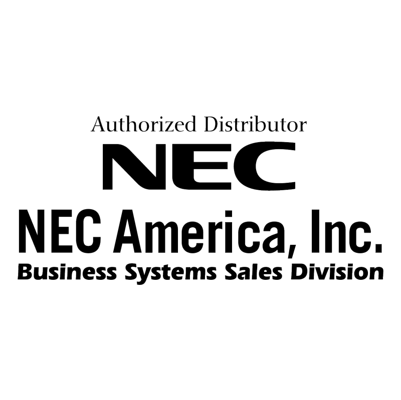 NEC vector