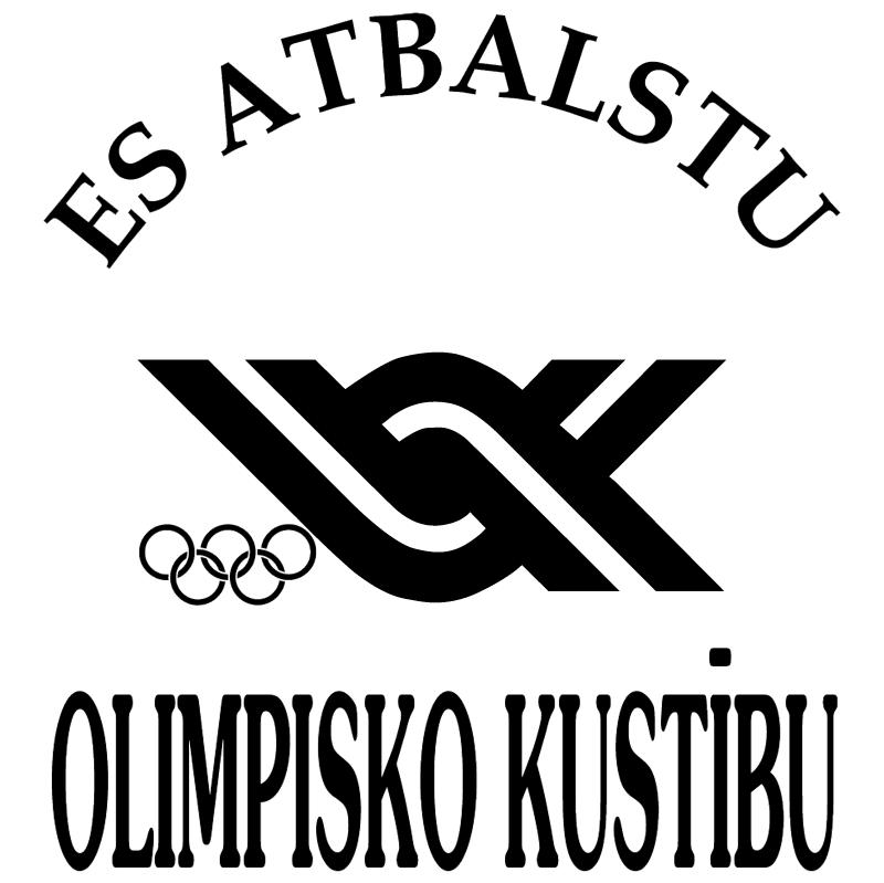 Olimpisko Kustibu vector