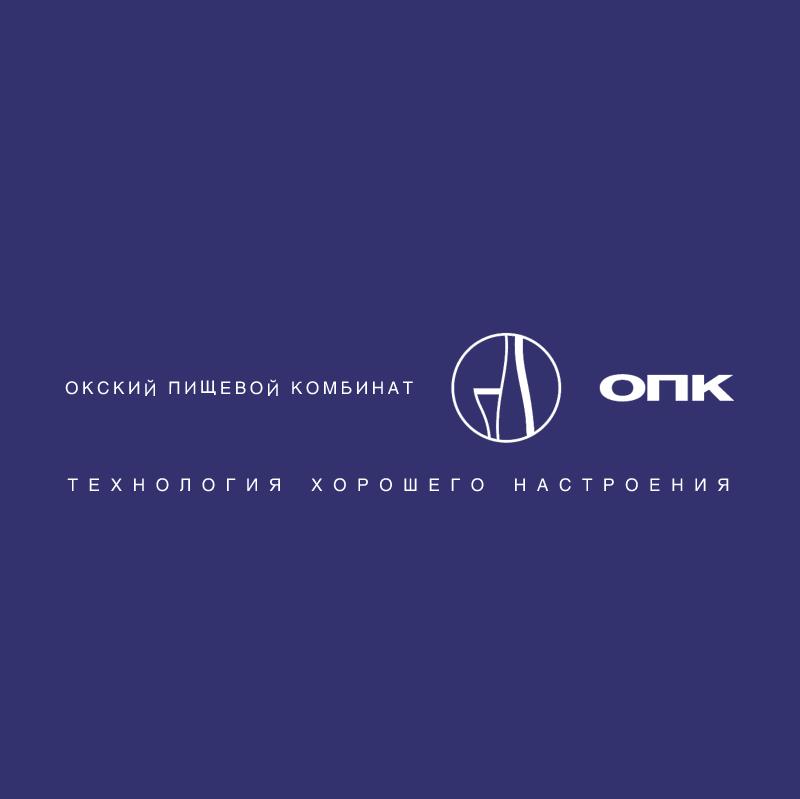 OPK vector logo