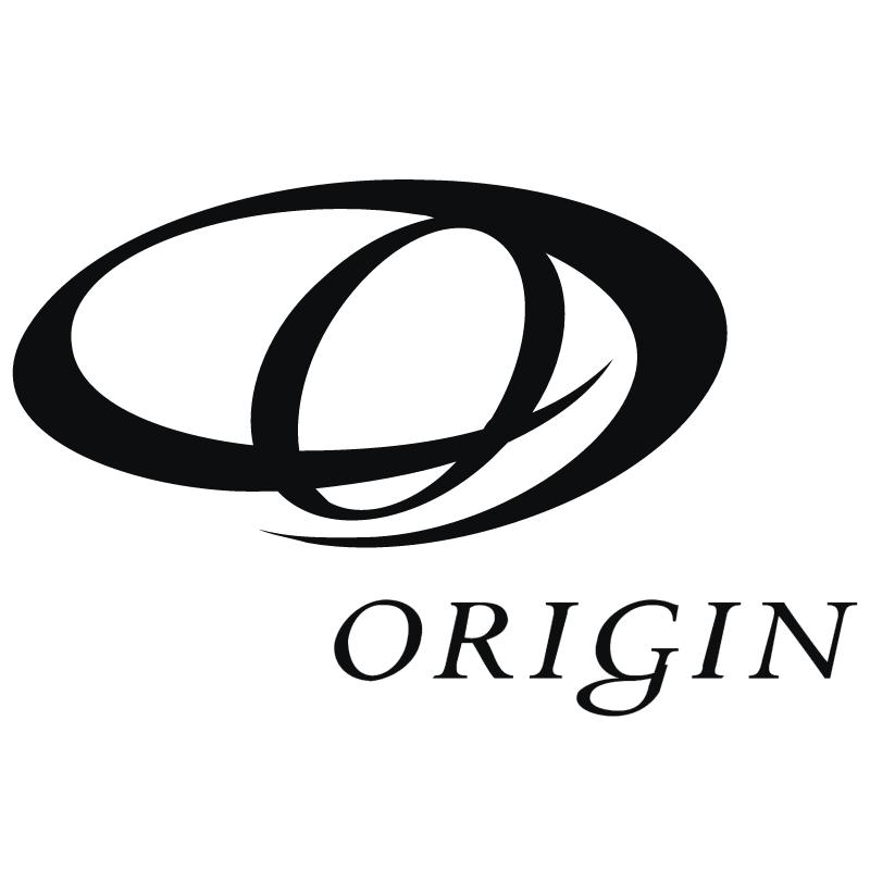Origin Design vector