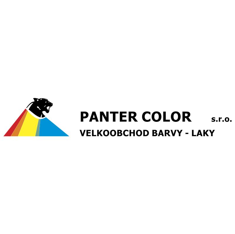 Panter Color vector