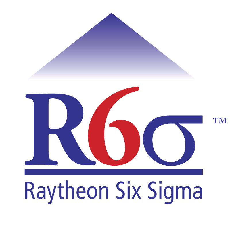Raytheon Six Sigma vector