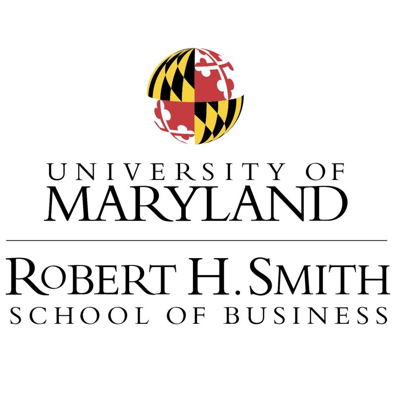 Robert H Smith School of Business vector logo