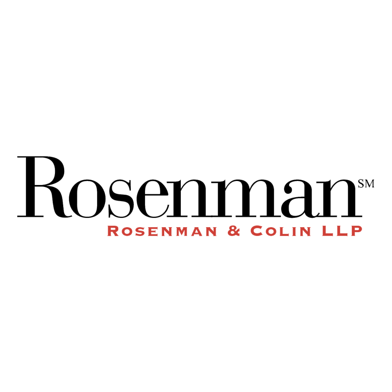 Rosenman & Colin vector