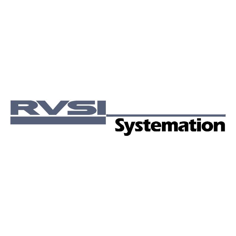 RVSI Systemation vector logo