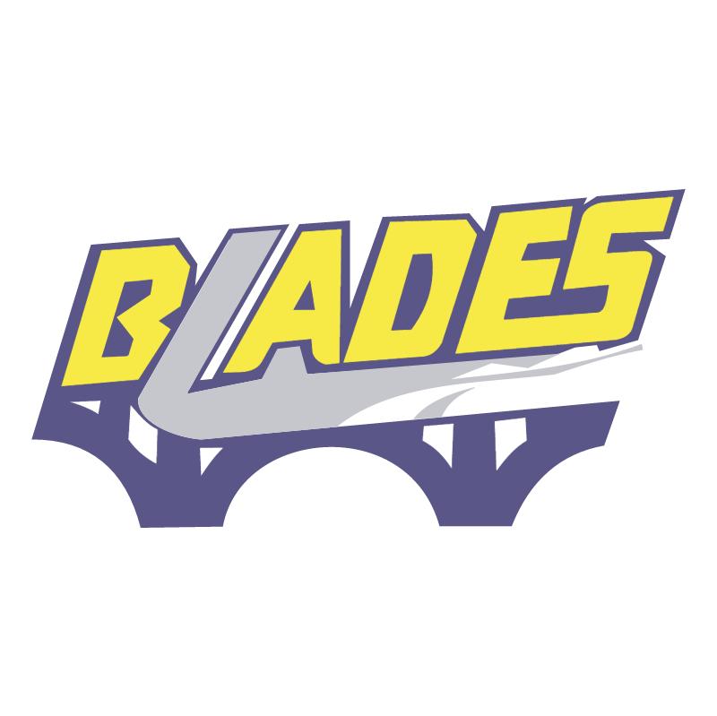 Saskatoon Blades vector logo
