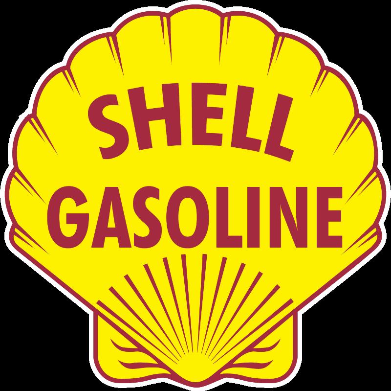 Shell Gasoline vector