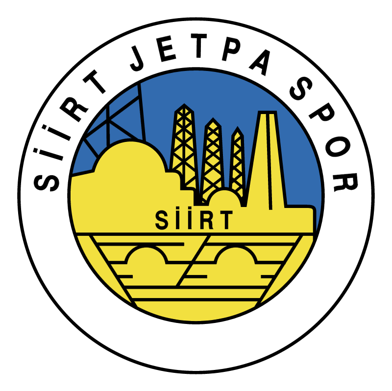Siirt Jetpa Spor vector