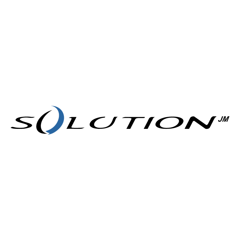 Solution JM vector logo