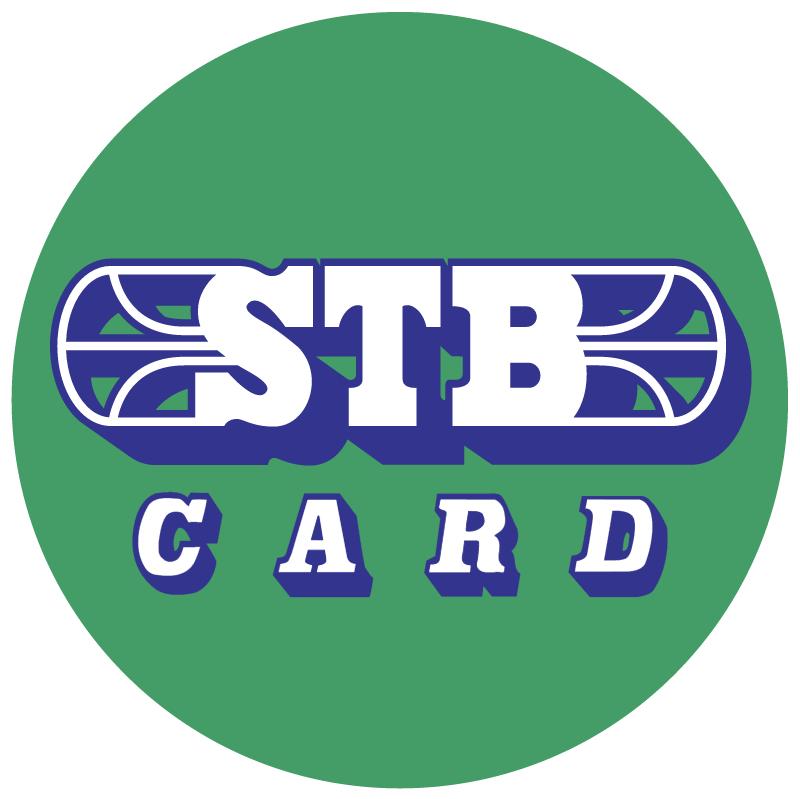 STB Card vector