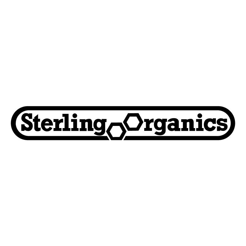 Sterling Organics vector