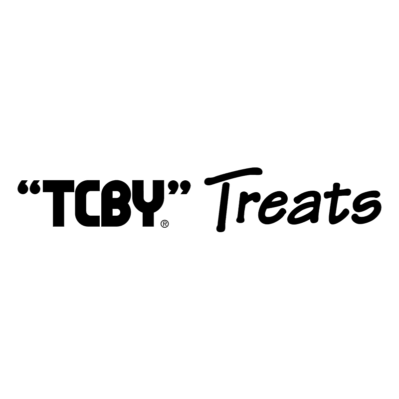 TCBY Treats vector