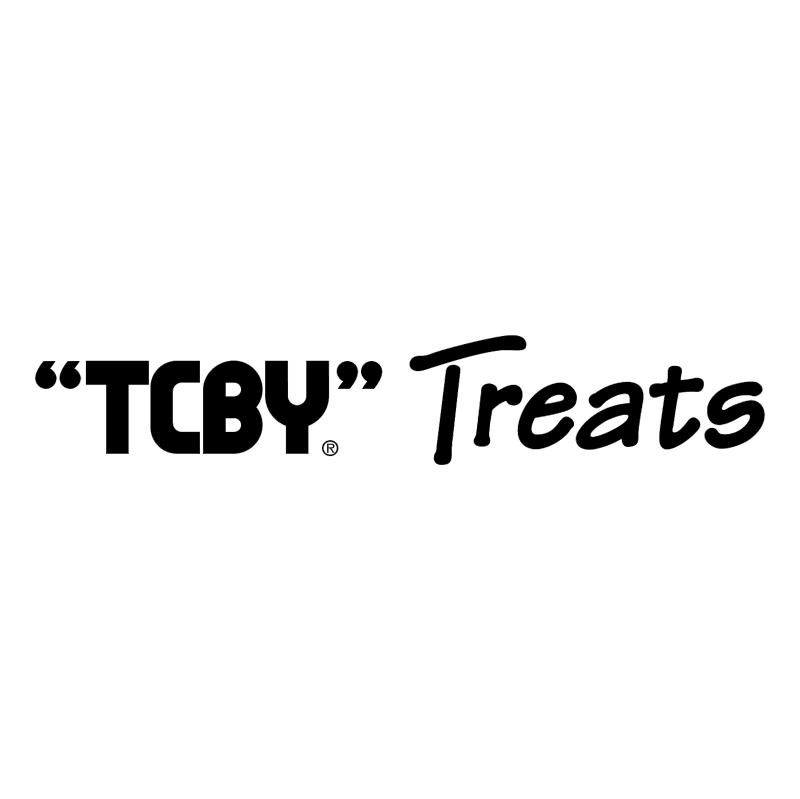 TCBY Treats vector