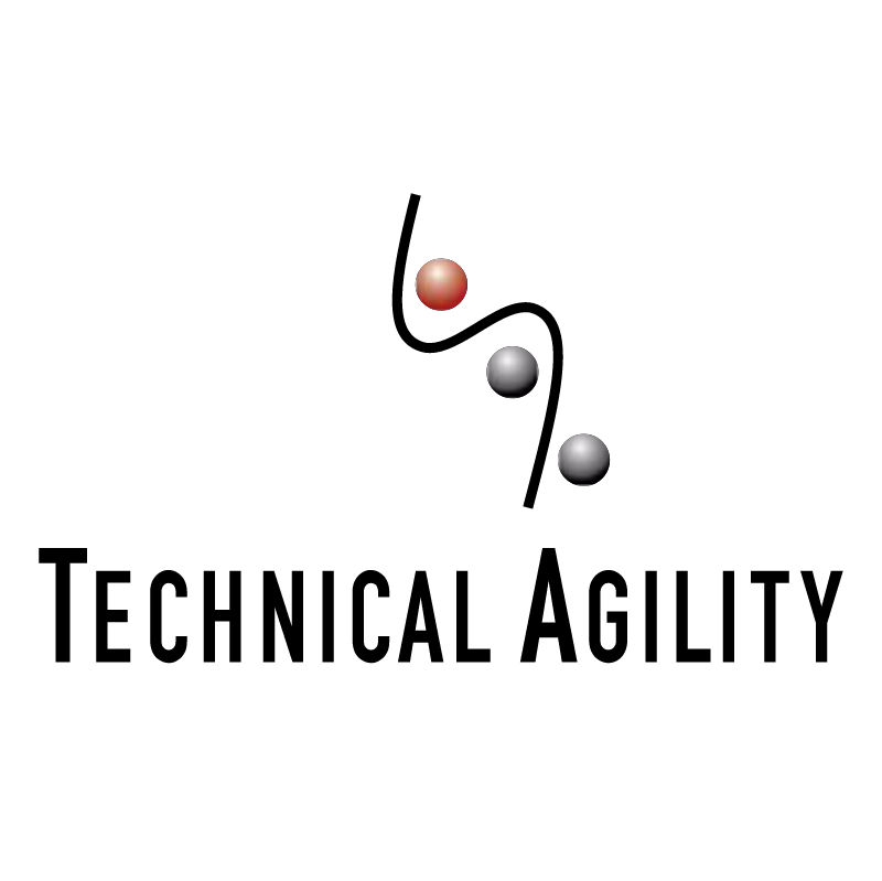 Technical Agility vector