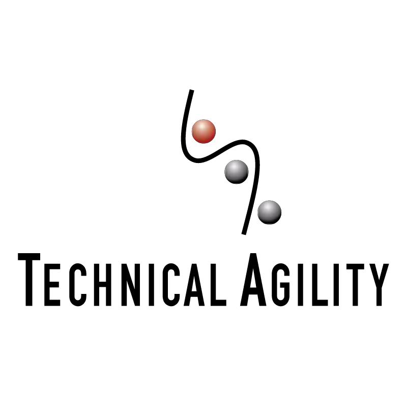 Technical Agility vector logo