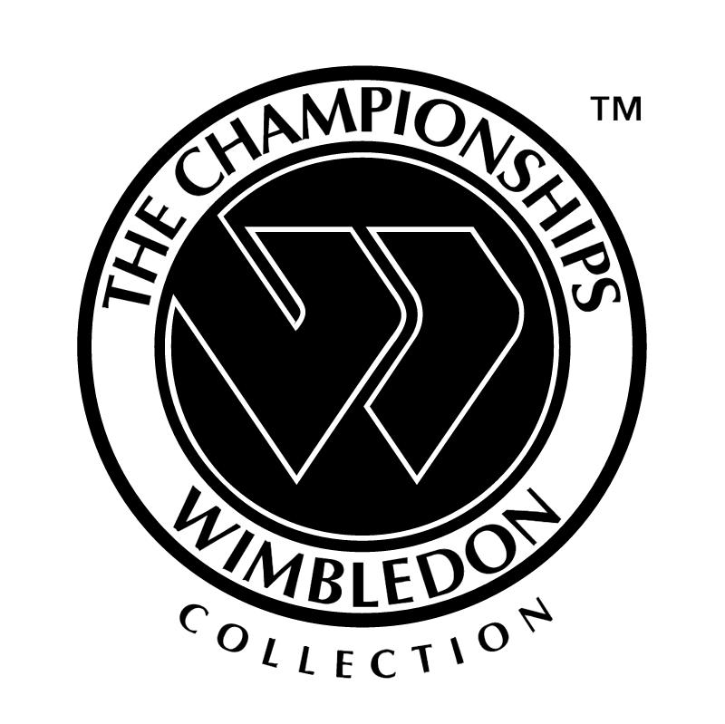 The Championships Wimbledon vector