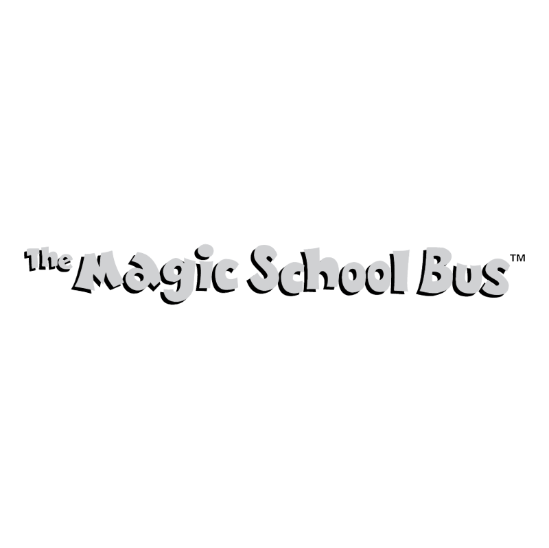 The Magic School Bus vector