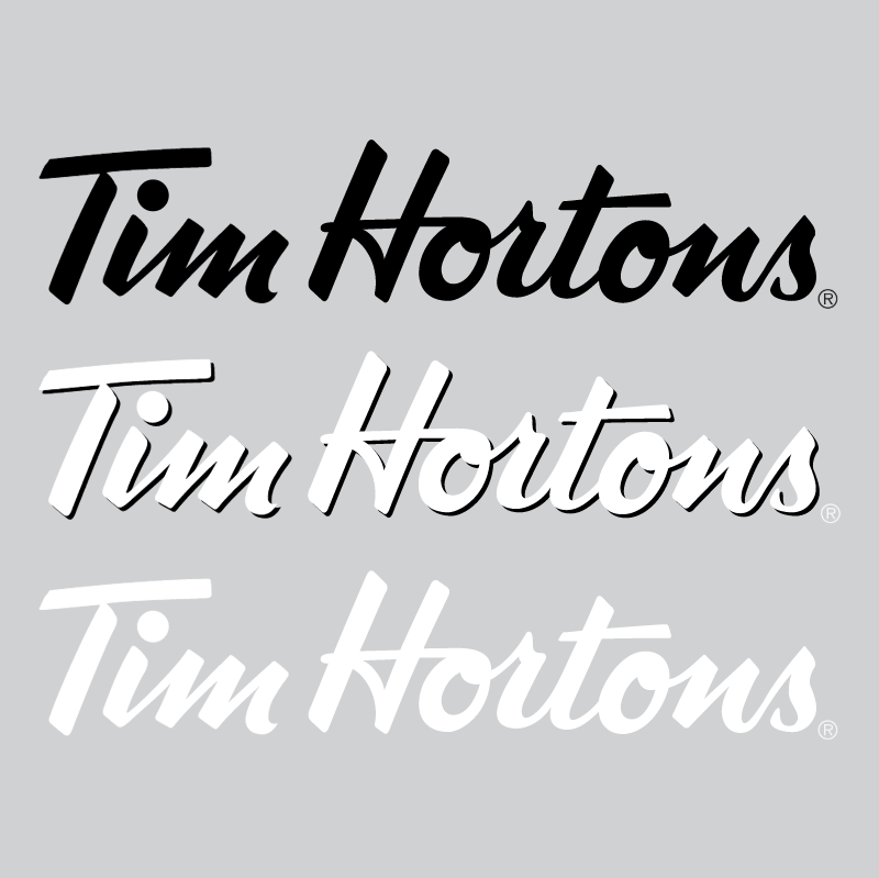 Tim Hortons vector