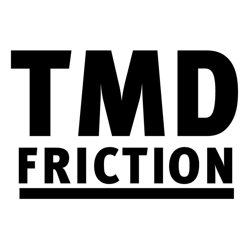 TMD Friction vector logo