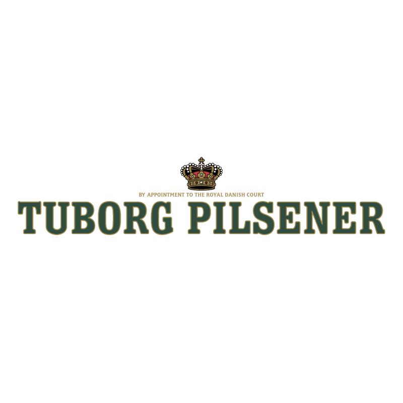 Tuborg Pilsener vector