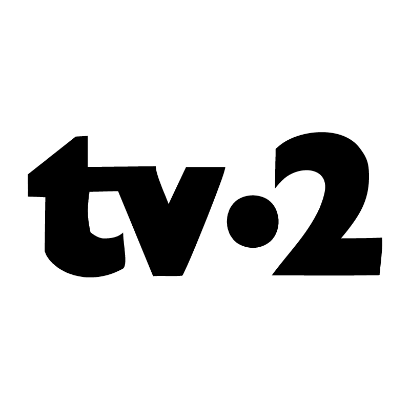 TV 2 vector logo