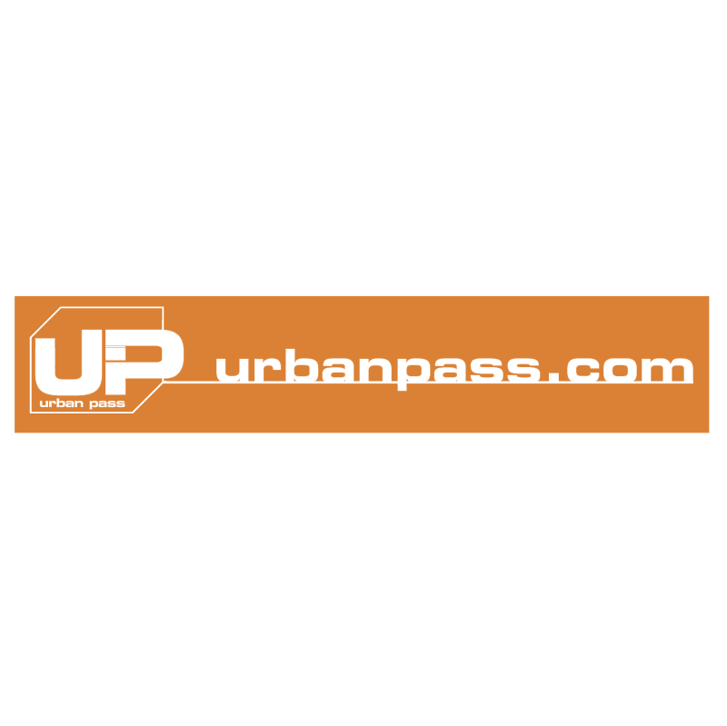 urban pass vector