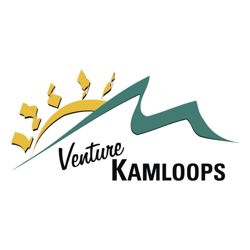 Venture Kamloops vector