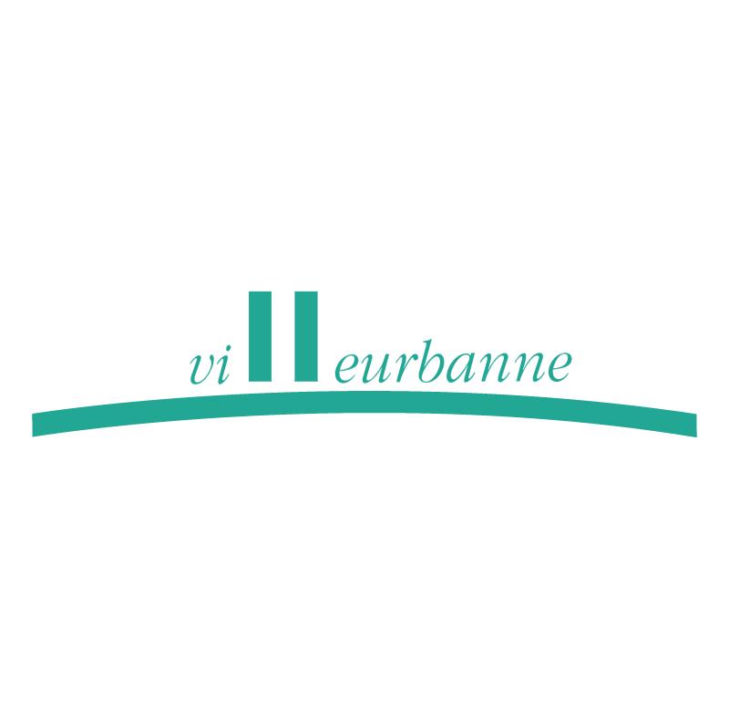 Ville de Villeurbanne vector