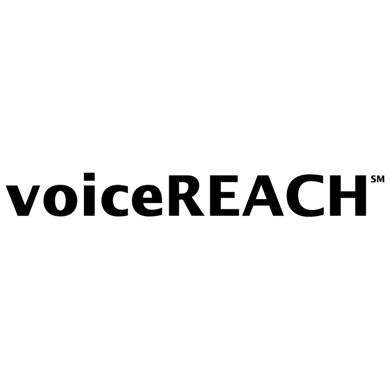 VoiceREACH vector