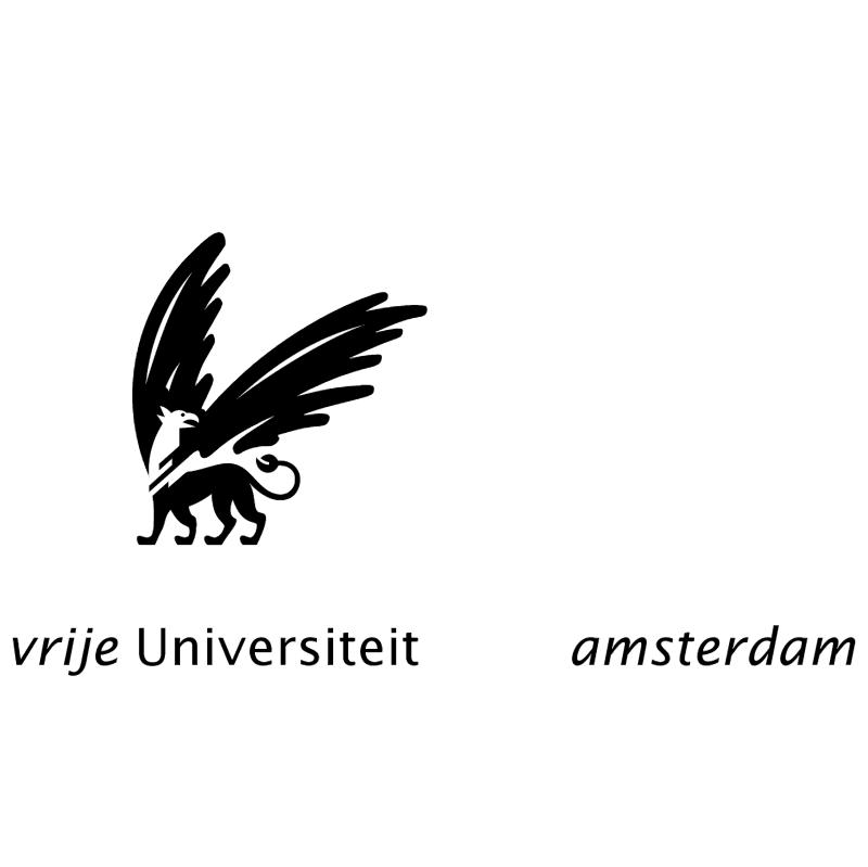 Vrije Universiteit Amsterdam vector logo
