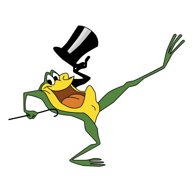 Warner Bros Michigan J Frog vector