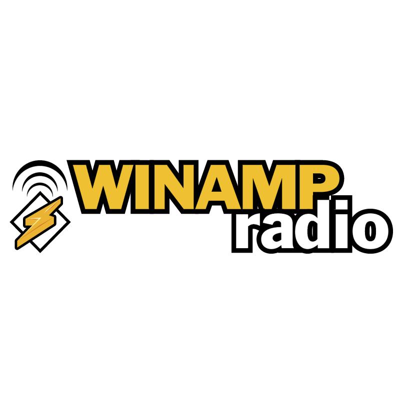 Winamp radio vector